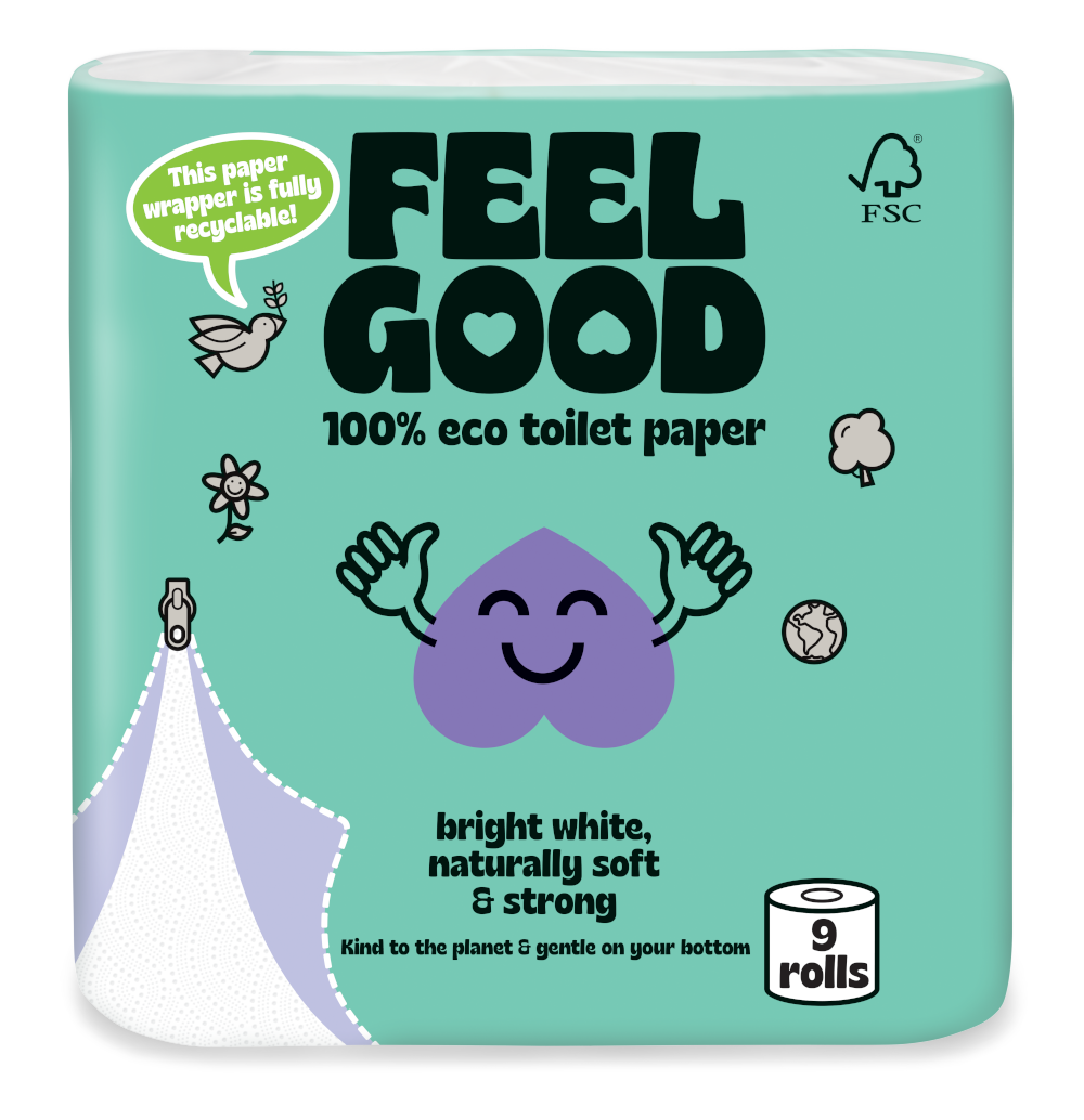 FEEL GOOD PAPERFeel Good Paper Package